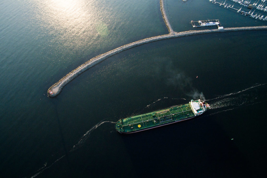 Tanker, Warnemünde